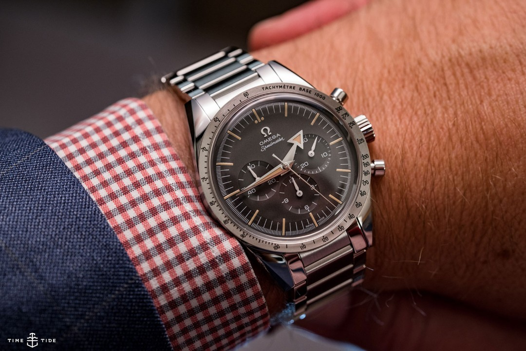91359f71af1 THE SPEEDMASTER 60TH ANNIVERSARY LIMITED EDITION 38.6 MM