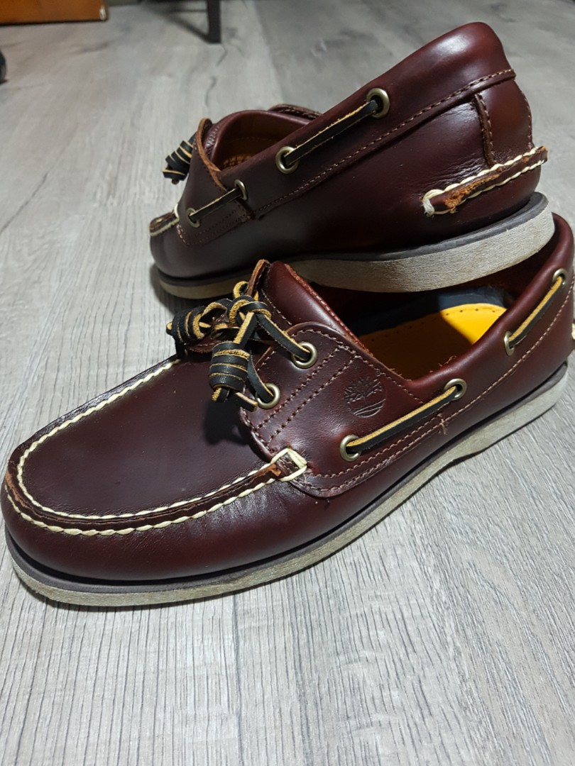 Timberland Boat Shoes, Men's Fashion
