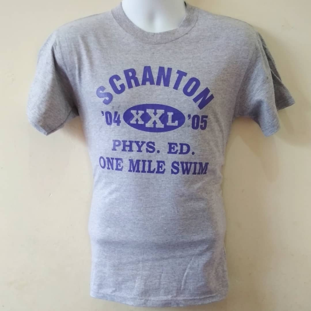 7dd952f33 t-shirt champion scranton, Men's Fashion, Clothes, Tops on Carousell