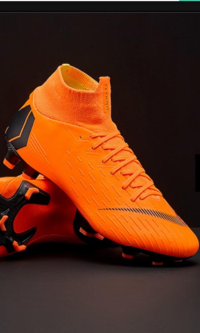 1dbe754e4c54 Grade 2 Nike Mercurial Superfly VI Pro FG football boots, Sports ...