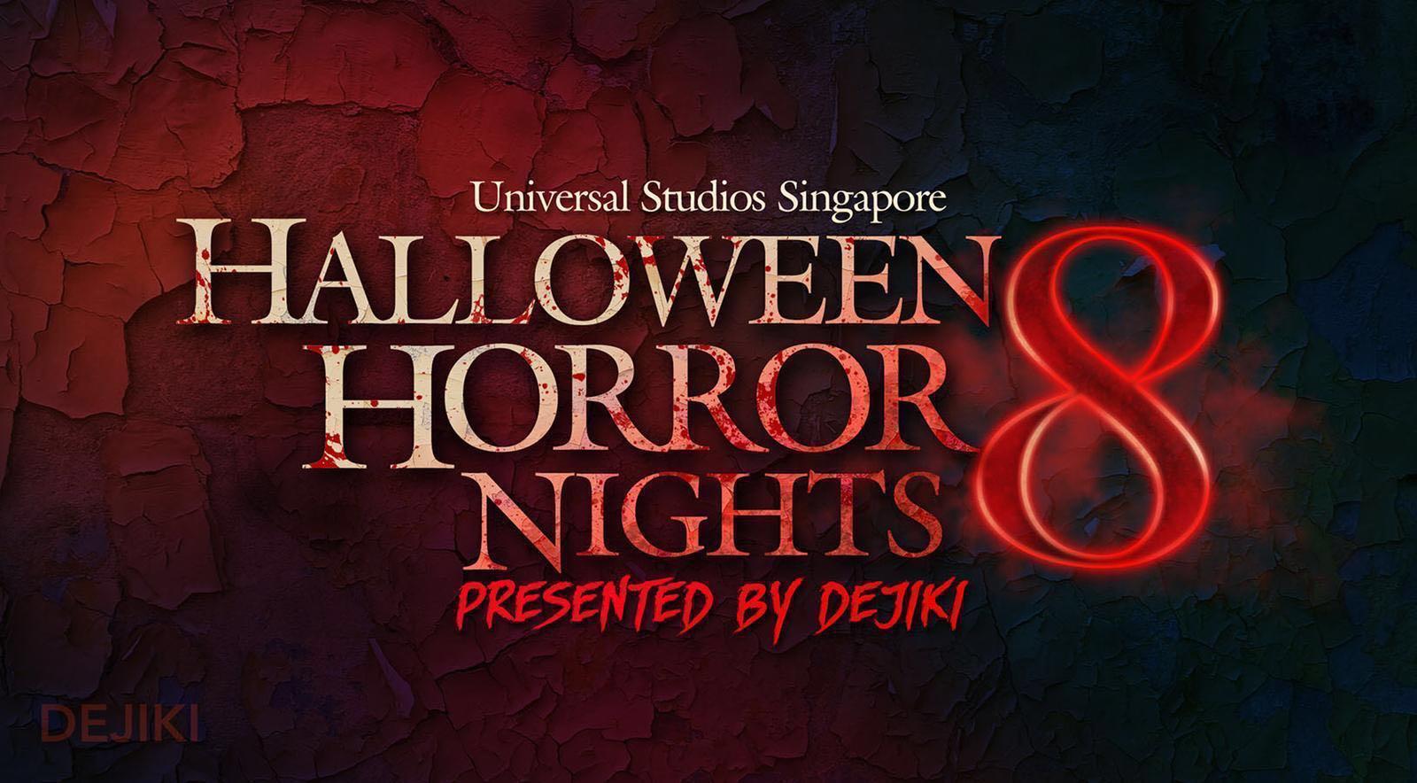 uss halloween horror night 8 (peak - open date), entertainment