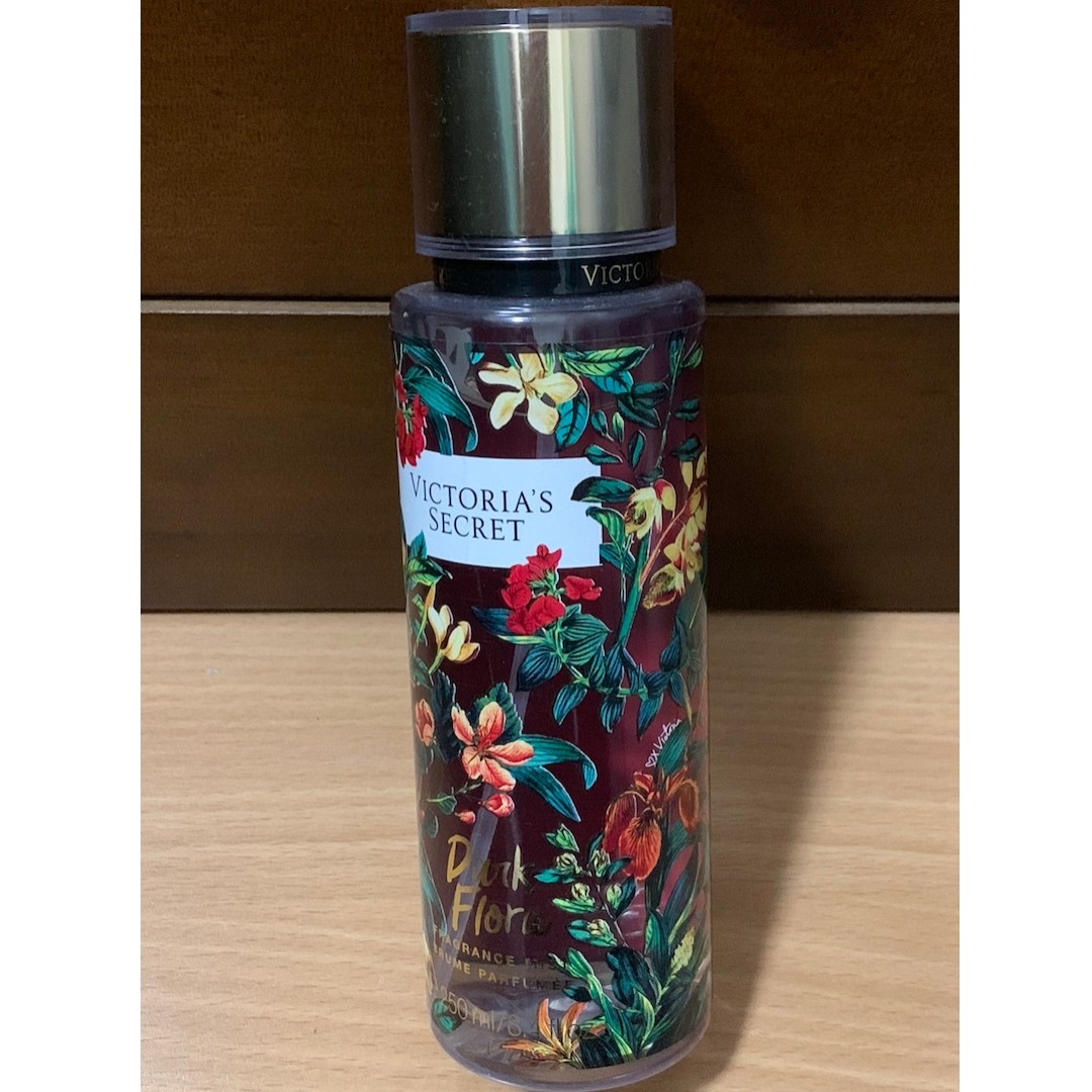 8e3e9548cd Victoria s Secret Fragrance Mist Dark Flora 250ml (Authentic ...