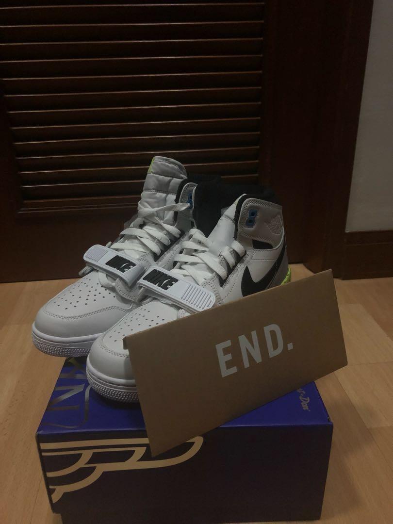 quality design 86781 7441b WTS WTT Just Don C x Jordan Legacy 312  Billy Hoyle , Men s Fashion,  Footwear, Sneakers on Carousell