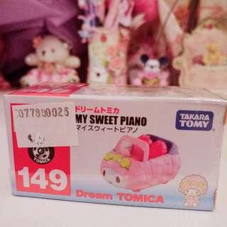 *TAKARA TOMY* My Sweet Piano 呠呠 車仔