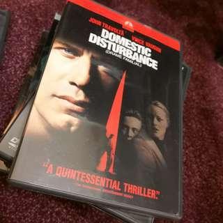 Domestic Disturbance region 1 DVD