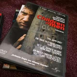 Children Of Men DVD