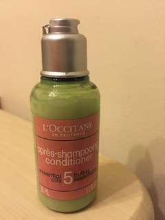 Loccitane conditioner 護髮素