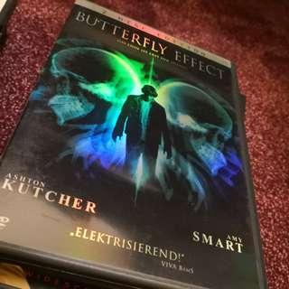 Butterfly effect DVD