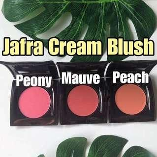 Jafra long wear cream blush on
