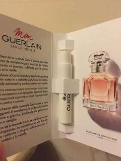 Guerlain Paris Eau de toilette 香水perfume