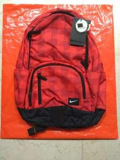 Authentic Nike back pack