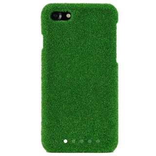 含運 全新 Shibaful 深綠草坪iPhone 6+手機殼