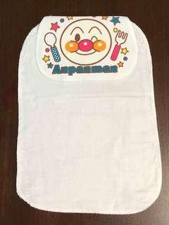 麵包超人汗巾($20/1條,$35/2條包郵)
