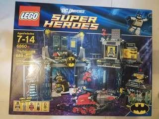 Lego 6860 batcave