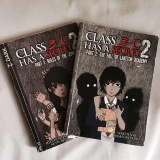 Class 3C Has A Secret Book 2 Bundle
