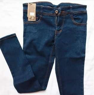 Basic Jeans H&M Dark
