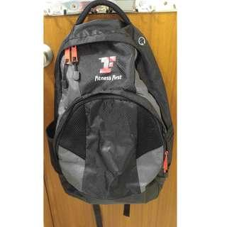 Fitness First Backpack 背囊