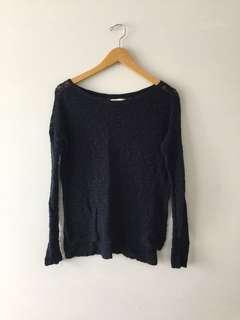 Abercrombie light knit sweater