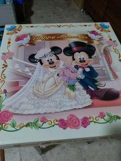 米奇米妮結婚相簿
