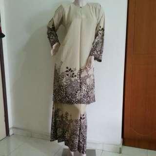 NEW Baju Kurung Pahang #OCT10
