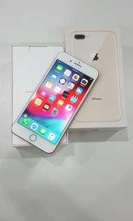 Iphone 8 plus 64gb Gold 2nd