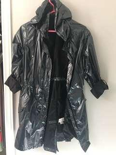⚫️Dex Metallic Windbreaker Jacket Coat