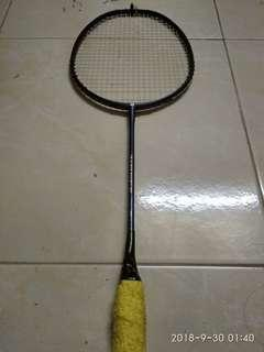 Badminton Racket Apacs feather weight 500