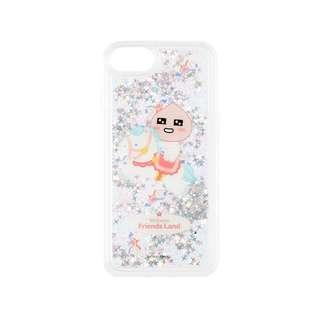 KAKAO FRIENDS STORE APEACH GLITTER PHONE CASING