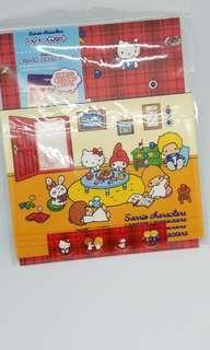 Sanrio卡通信紙
