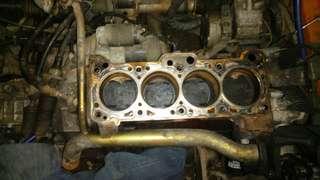 4G15 Engine Block Complete Stroker Kit