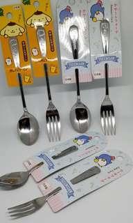 Sanrio卡通餐具