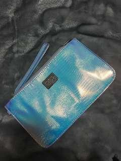 Colette clutch iridescent
