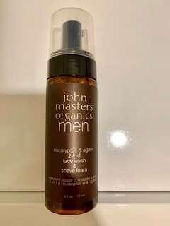 John Masters Organics face wash