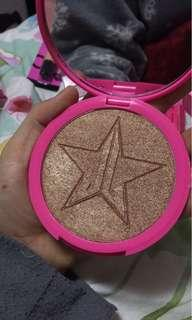 Jeffree Star skin frost Siberian gold