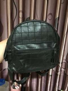 Backpack Hitam Tas Gendong