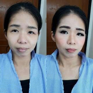 Kursus self makeup (taman ratu - greenville)