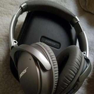 Bose QuietComfort 35 無線藍芽降噪耳機