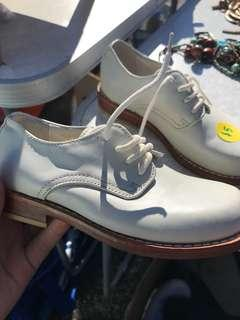 Baby girl school shoes