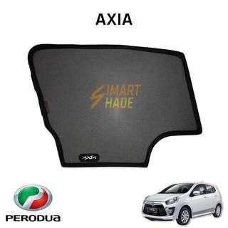 Perodua Axia Simart Shade Premium Magnetic Sunshade