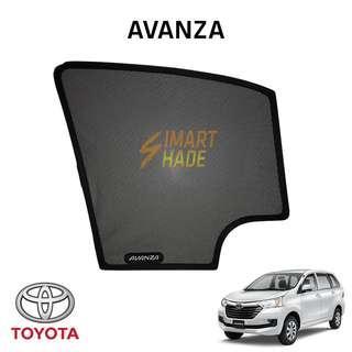 Toyota Avanza (Year 12-18) Simart Shade Premium Magnetic Sunshade