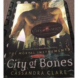 The Mortal Instruments, Book One: City of Bones by Cassandra Clare