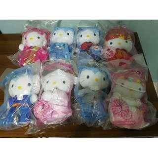 Hello Kitty Collectives Brand New