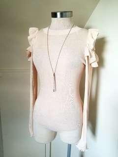 H&M Open shoulder Sweater