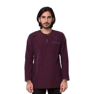 Kurta Teluk Belanga 2018 Mangosteen Purple, Size S