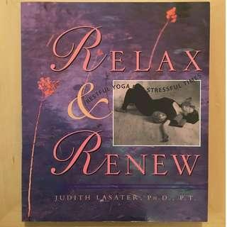 Relax and Renew (Yoga)