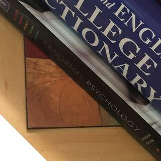 The Abnormal Psychology