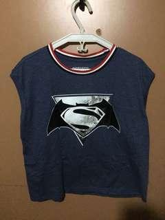 Penshoppe Superman Top