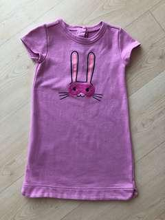 Gymboree purple dress 4-5YO
