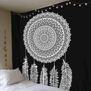Mandala Tapestry Dream Catcher