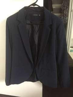 Glassons navy blazer